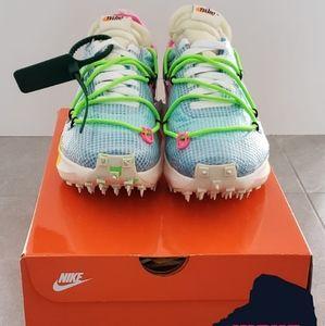 Nike WS Vapor Street Off-White shoes -size 8.5